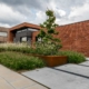 betonplaten oprit en tuinpaden in Eindhoven